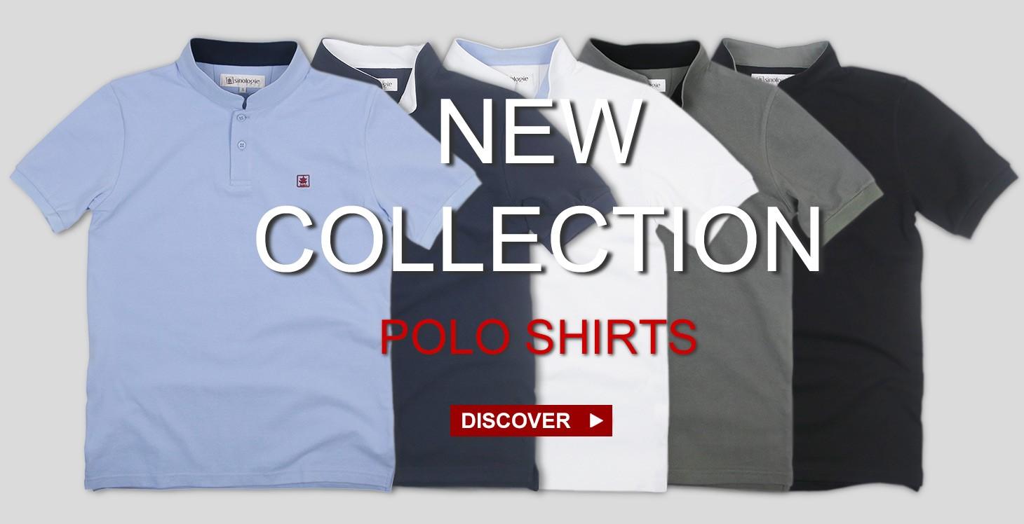 New polos shirts